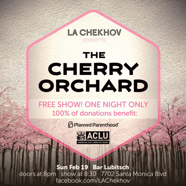LA Chekov's The Cherry Orchard