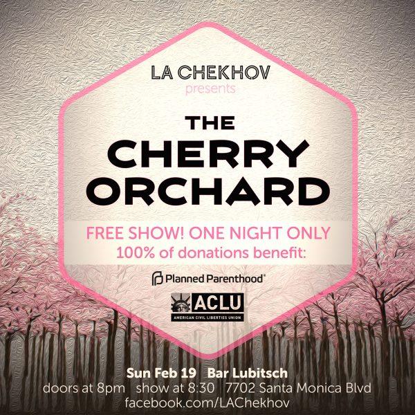 LA Chekov's The Cherry Orchard