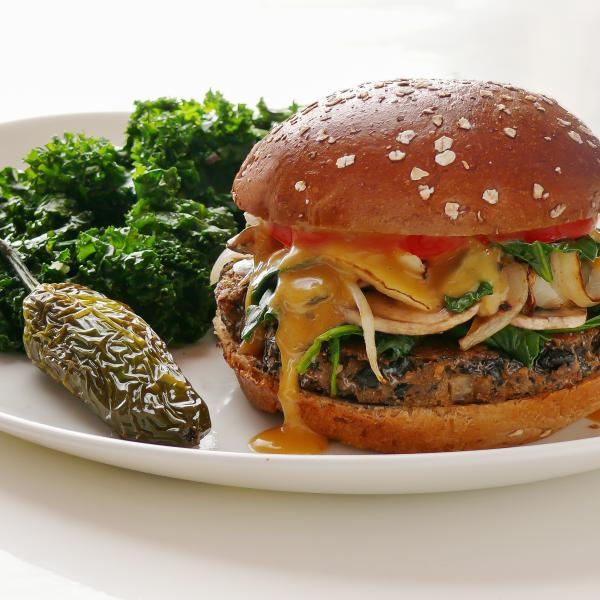 Awesome Veggie Burgers